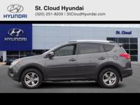 This outstanding example of a 2015 Toyota RAV4 XLE is