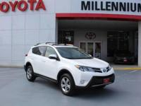 You can find this 2015 Toyota RAV4 AWD 4dr XLE and many