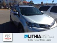 EPA 29 MPG Hwy/22 MPG City! CARFAX 1-Owner, Toyota