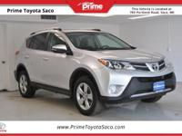Toyota Certified! Carfax One Owner!! 2015 Toyota RAV4