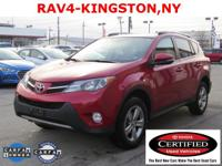 RAV4 XLE, 6-Speed Automatic, FULLY SERVICED, ALL WHEEL