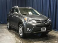 Clean Carfax One Owner AWD SUV with Steering Wheel