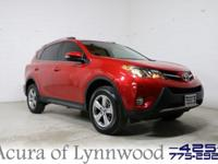 2015 Toyota RAV4 XLE. AWD, Back-up Camera,