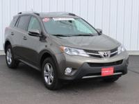 Options:  2015 Toyota Rav4 Xle|Full Exterior & Interior