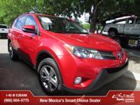 Options:  2015 Toyota Rav4 Xle|Awd Xle 4Dr Suv|Fuel