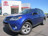 Back-up camera and all-wheel drive!! Toyota 2015 Toyota
