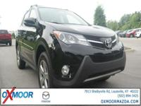 New Price! 2015 Toyota RAV4 XLE ONE OWNER CLEAN