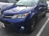 We are excited to offer this 2015 Toyota RAV4. When you