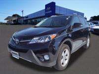 Get ready to go for a ride in this 2015 Toyota RAV4