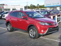 This trustworthy 2015 Toyota RAV4 XLE will have you