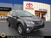 Options:  2015 Toyota Rav4 Xle|Xle 4Dr Suv|One