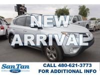 CARFAX 1-Owner! This 2015 Toyota Rav4 XLE, has a great