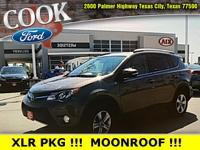 Gray 2015 Toyota RAV4 XLE FWD 6-Speed Automatic 2.5L