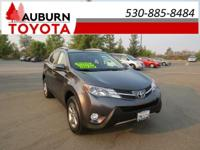 1 OWNER, LOW MILES, MOON ROOF!!  This 2015 Toyota RAV4