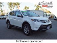 This 2015 Toyota RAV4 XLE boasts features like dual
