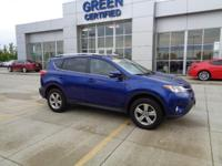 This 2015 Toyota RAV4 XLE will sell fast -Backup Camera