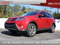 2015 Toyota RAV4 XLE, *** 1 FLORIDA OWNER *** CLEAN