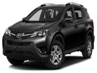 Options:  2015 Toyota Rav4 Xle|Miles: 25382Color: