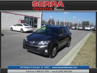 Talk about a deal! The Serra Toyota of Decatur