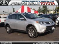 RAV4 XLE and Silver. If you're big on fun, check