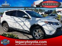 CARFAX One-Owner. Clean CARFAX. TOYOTA CERTIFIED, LOCAL