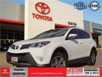 Free Lifetime Powertrain Warranty on ALL New Toyota's!