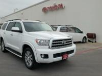This 2015 Toyota Sequoia Limited is offered to you for