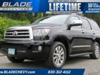 **LIFE TIME Power Train Warranty!, 4WD/4x4, Navigation