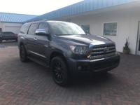You can find this 2015 Toyota Sequoia Platinum and many