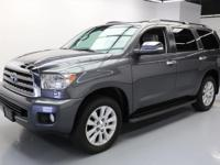 2015 Toyota Sequoia with 5.7L V8 EFI Engine,Automatic