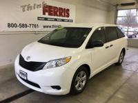 Options:  2015 Toyota Sienna L 7 Passenger|**Local New