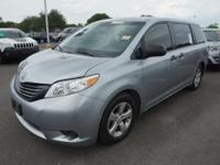 Recent Arrival! 2015 Toyota Sienna L 7 PassengerCARFAX