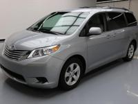 This awesome 2015 Toyota Sienna comes loaded with the