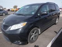 Recent Arrival! 2015 Toyota Sienna LEReviews:  *