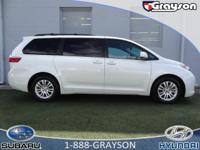 CARFAX 1-Owner. Third Row Seat, Moonroof, Heated