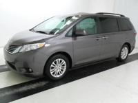 We are excited to offer this 2015 Toyota Sienna. Your