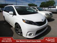 Options:  2015 Toyota Sienna Se 8-Passenger|Se
