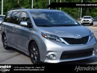 Extra Clean, CARFAX 1-Owner, Toyota Certified, LOW