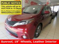 New Price! Certified. CARFAX One-Owner. Salsa Red 2015