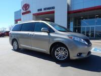We are excited to offer this 2015 Toyota Sienna. How to