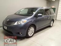 Options:  2015 Toyota Sienna 5Dr 7-Pass Van Xle Awd