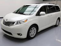 2015 Toyota Sienna with Leather Seats,Power Front
