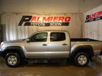 New Price! This 2015 Toyota Tacoma in Silver Sky