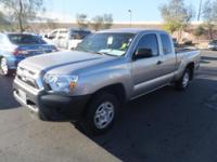 ~ 2015 Toyota Tacoma ~ CARFAX: Buy Back Guarantee,