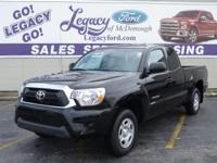 Come see this 2015 Toyota Tacoma BASE. Its transmission