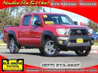 Options:  2015 Toyota Tacoma|||8400 Miles|Vin: