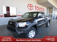 Options:  2015 Toyota Tacoma|4X4 Base 4Dr Access Cab
