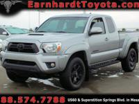 We are pleased to offer you this 2015 Toyota Tacoma