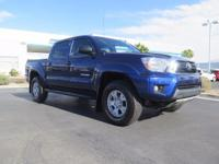 Come see this 2015 Toyota Tacoma PreRunner. Its