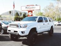 Options:  2015 Toyota Tacoma 2Wd Prerunner Double